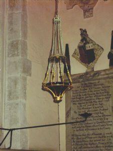 St Katherine Chapel Lamp