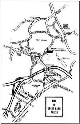 parish map