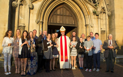 Confirmation Group 2016