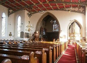 East end of Nave