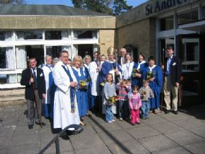 Mothering Sunday Bishop Christopher