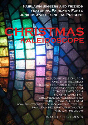 Choral Concert 16.12.2014