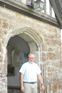 Photo of John Huggins