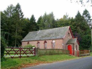 Plumpton Back Street Chapel