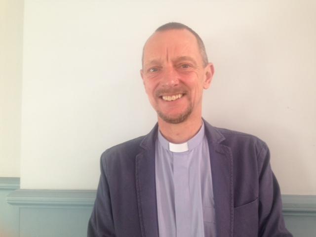 Rev Tim Cooke