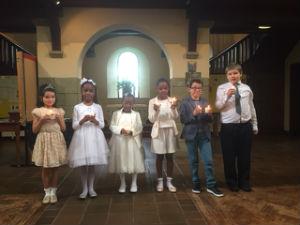 1st Communions 2016