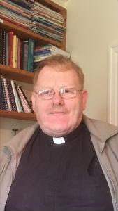 Brian McConkey, Vicar