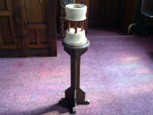 Church font 2014 David Whitfield