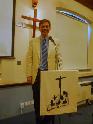 Pastor Chris Johnson