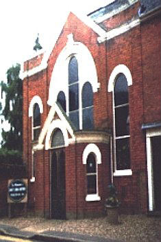 Aylsham Methodist Church