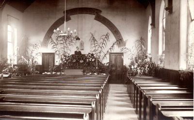 Inside NW Methodist dated 1930