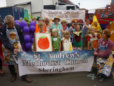 St.A - Carnival group 2015