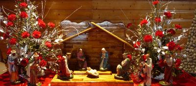Christmas nativity - StA