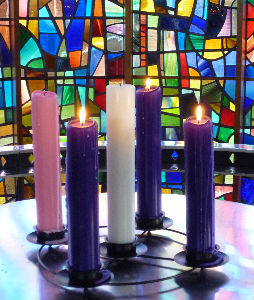 Advent Candles 3