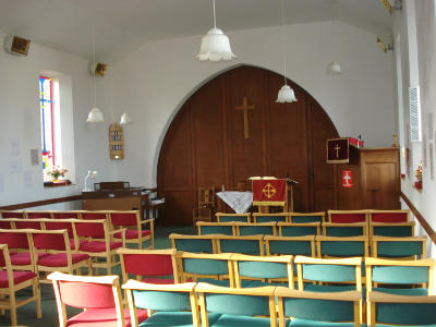 Trunch Interior