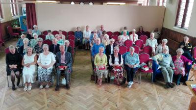 East Runton and Cromer congregations