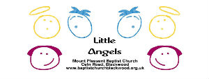 Little Angels Colour Logo