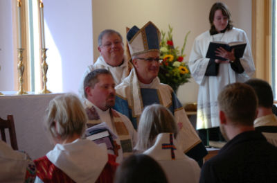 Matt DuFour Ordination