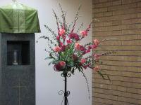 Tabernacle arrangement Oc 15