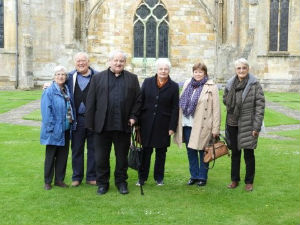 Tewkesbury Abbey 1