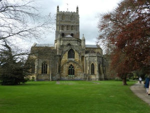 Tewkesbury Abbey 8