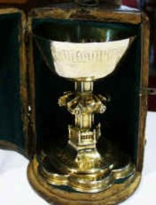 goblet for special occasions