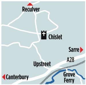map chislet