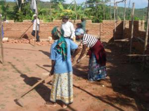 Building a chapel