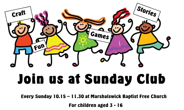 Invitation to Sunday Club