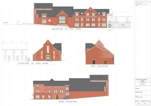 Latest plans for Hale August 2010