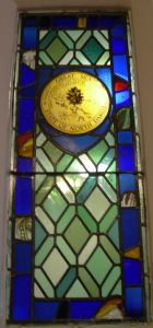 Window ND State Seal