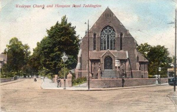 Teddington Methodist Church pre 1944