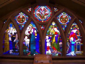 Baptistry Window