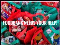 Foodbank needs your help