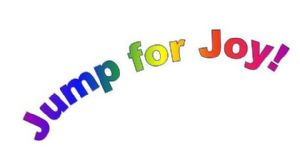 Jump for Joy Logo