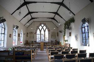 St Lukes Interior