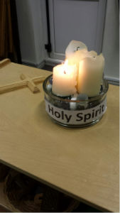 Holy Spirit Candle Godly Play
