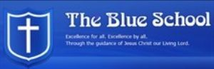 Blue School Logo