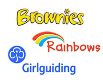 Brownies Rainbows Guides