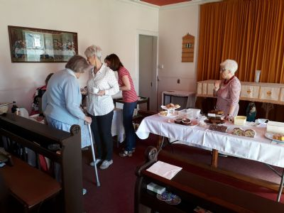 Coffee Morning May1