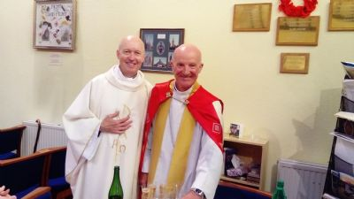 bishop Bob and Roy
