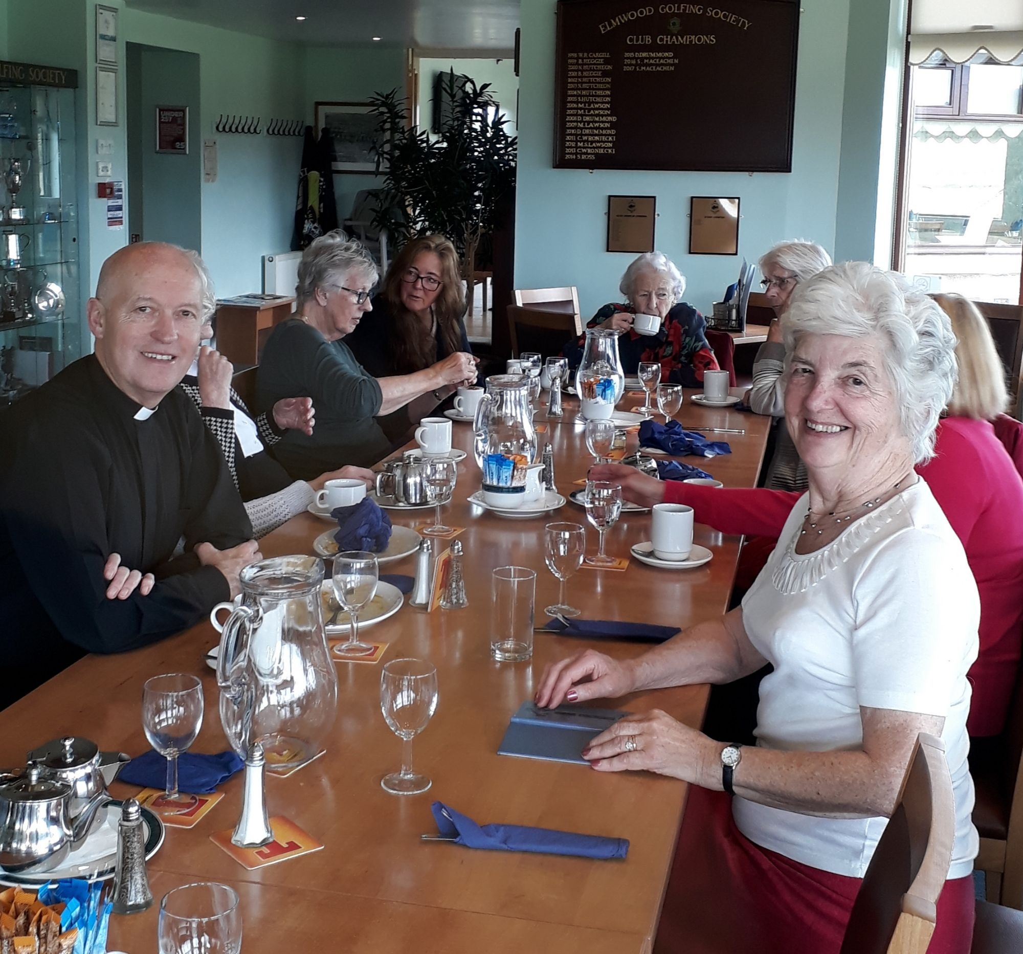 mothers union lunch 2018