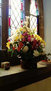 Easter flowers 5