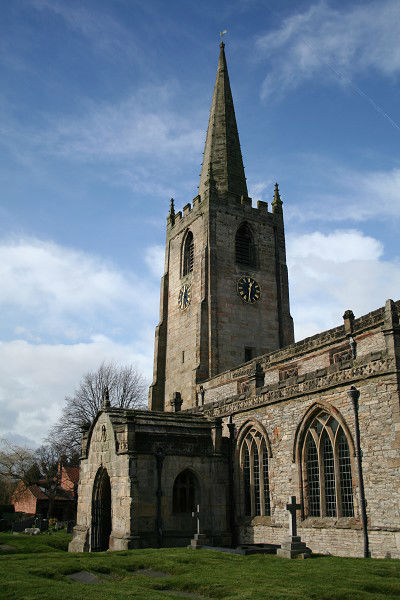 St Mary the Virgin church