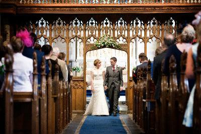 Wraxall wedding
