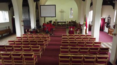 St Edmunds Church 2015