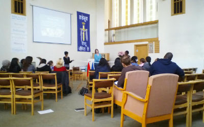 Youth  Childrens Ministry training 1