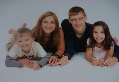 Alan, Maya & family 3