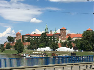 World Youth Day 2016 Wawel Hill