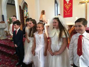 First Communion 2016